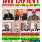 """Hejmara rojnama""""DÎPLOMAT"""" ya 422 derket û hat belavkirin, """"Diplomat"""" qəzetinin 422-ci sayı çıxdı və ..."""