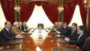 Rêzdar Serok Mesud Barzani Pêşewazîya Heyeta PAKê Kir …Başkan Sayın Mesud Barzani PAK Heyeti'ni Kabul Etti
