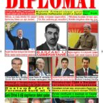 """Hejmara rojnama""""DÎPLOMAT"""" ya 424 derket û hat belavkirin, """"Diplomat"""" qəzetinin 424-cu sayı çıxdı və ..."""