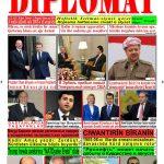 """Hejmara rojnama""""DÎPLOMAT"""" ya 427 derket û hat belavkirin, """"Diplomat"""" qəzetinin 427-cu sayı çıxdı və ..."""