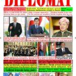 """Hejmara rojnama""""DÎPLOMAT"""" ya 428 derket û hat belavkirin, """"Diplomat"""" qəzetinin 428-ci sayı çıxdı və ..."""