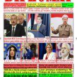 """Hejmara rojnama""""DÎPLOMAT"""" ya 436 derket û hat belavkirin, """"Diplomat"""" qəzetinin 436-ci sayı çıxdı və ..."""
