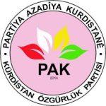 PAK(Partîya Azadîya Kurdistanê):  Em dagirkirina Kerkûkê ya di 16yê octobrê de rûreş dikin