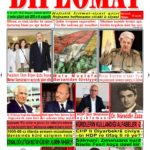 """Hejmara rojnama""""DÎPLOMAT"""" ya 437 derket û hat belavkirin, """"Diplomat"""" qəzetinin 437-ci sayı çıxdı və ..."""