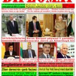 """Hejmara rojnama""""DÎPLOMAT"""" ya 442 derket û hat belavkirin, """"Diplomat"""" qəzetinin 442-ci sayı çıxdı və ..."""