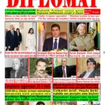 """Hejmara rojnama""""DÎPLOMAT"""" ya 440 derket û hat belavkirin, """"Diplomat"""" qəzetinin 440-ci sayı çıxdı və ..."""