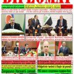 """Hejmara rojnama""""DÎPLOMAT"""" ya 443 derket û hat belavkirin, """"Diplomat"""" qəzetinin 443-ci sayı çıxdı və ..."""