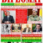 """Hejmara rojnama""""DÎPLOMAT"""" ya 445 derket û hat belavkirin, """"Diplomat"""" qəzetinin 445-cü sayı çıxdı və ..."""