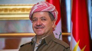 Serok Barzanî, Cejna Newrozê li Gelê Kurdistanê Pîroz Kir