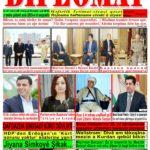 """Hejmara rojnama""""DÎPLOMAT"""" ya 452 derket û hat belavkirin, """"Diplomat"""" qəzetinin 452-cı sayı çıxdı və ..."""