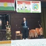 74'mîn salvegera damezrandina Komara Kurdistanê