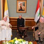 Papa Francis bi Serok Mesûd Barzanî