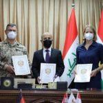 Peşmerge Bakanlığı ve Almanya arasında askeri işbirliği anlaşması imzalandı