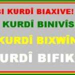 Roja 21ê Sibatê bila bibe destpêka  perwerdeya  bi zimanê  Kurdî