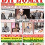 """Hejmara rojnama""""DÎPLOMAT"""" ya 292 derket, """"Diplomat"""" qəzetinin 292-ci sayı çıxdı"""