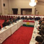 Heyeta  Parlamentoya  Kurdistanê  Li Gel  Partiyên  Bakur Civîyan