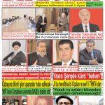 """Hejmara rojnama""""DÎPLOMAT"""" ya 336 derket, """"Diplomat"""" qəzetinin 336-ci sayı çıxdı və yayimlandi"""