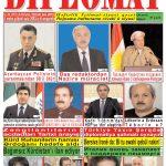 """Hejmara rojnama""""DÎPLOMAT"""" ya 357 derket û hat belavkirinê, """"Diplomat"""" qəzetinin 357-ci sayı çıxdı və..."""