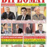 """Hejmara rojnama""""DÎPLOMAT"""" ya 359 derket û hat belavkirinê, """"Diplomat"""" qəzetinin 359-ci sayı çıxdı və..."""