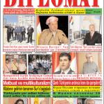 """Hejmara rojnama""""DÎPLOMAT"""" ya 361 derket û hat belavkirinê, """"Diplomat"""" qəzetinin 361-ci sayı çıxdı və..."""