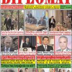 """Hejmara rojnama""""DÎPLOMAT"""" ya 366derket û hat belavkirinê / """"Diplomat"""" qəzetinin 366-ci sayı çıxdı və..."""