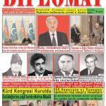 """Hejmara rojnama""""DÎPLOMAT"""" ya 367derket û hat belavkirinê / """"Diplomat"""" qəzetinin 367-ci sayı çıxdı və..."""