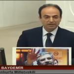HDP Milletvekili Osman BAYDEMİR TBMM'de Tahir ELÇİ cinayetinin aydınlatılması için çağrı yaptı. Öner...