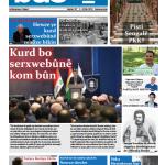 Hejmara nû ya HeftenameyaBas weşîya / Haftalik BasGazetesinin yeni sayısı yayınlandı