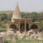 """""""Cejna Çarşema Sor li hemû xuşk û birayên me yên Êzidî pîroz be"""