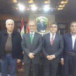 Serokê PAKê Seredana Parêzgarê Kerkûkê Kir /PAK Genel Başkanı Kerkük Valisi'ni Ziyaret Etti