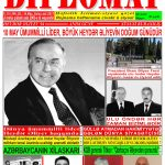 """Hejmara rojnama""""DÎPLOMAT"""" ya 384 derket û hat belavkirin / """"Diplomat"""" qəzetinin 384-ci sayı çıxdı və..."""