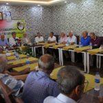 Partîyên Bakurê Kurdistanê li Amedê Şêx Seîd û hevalên wî bi bîr anî!