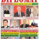 """Hejmara rojnama""""DÎPLOMAT"""" ya 391 derket û hat belavkirin! /""""Diplomat"""" qəzetinin 391-cı sayı çıxdı və..."""