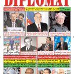 """Hejmara rojnama""""DÎPLOMAT"""" ya 399 derket û hat belavkirin, """"Diplomat"""" qəzetinin 399-ci sayı çıxdı və ..."""