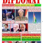 """Hejmara rojnama""""DÎPLOMAT"""" ya 404-derket û hat belavkirin, """"Diplomat"""" qəzetinin 404-ci sayı çıxdı və ..."""
