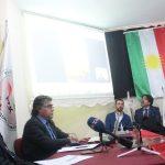 Mustafa Özçelik li Wanê konferansek li dar xist :  ''Ne AKP,  Ne CHP,  Ne İYİ Parti;  Divê Alternatî...