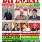"""Hejmara rojnama""""DÎPLOMAT"""" ya 409 derket û hat belavkirin, """"Diplomat"""" qəzetinin 409-cu sayı çıxdı və ..."""