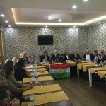 Em mizgînîyê didin gelê xwe ku me ''Tifaqa Kurdistanî ya ji bo Hilbijartinê'' ava kirîye!
