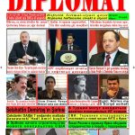 """Hejmara rojnama""""DÎPLOMAT"""" ya 425 derket û hat belavkirin, """"Diplomat"""" qəzetinin 425-cu sayı çıxdı və ..."""