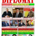 """Hejmara rojnama""""DÎPLOMAT"""" ya 426 derket û hat belavkirin, """"Diplomat"""" qəzetinin 426-cu sayı çıxdı və ..."""