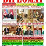 """Hejmara rojnama""""DÎPLOMAT"""" ya 433 derket û hat belavkirin, """"Diplomat"""" qəzetinin 433-ci sayı çıxdı və ..."""