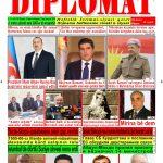 """Hejmara rojnama""""DÎPLOMAT"""" ya 439 derket û hat belavkirin, """"Diplomat"""" qəzetinin 439-ci sayı çıxdı və ..."""