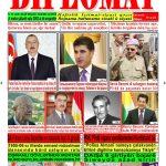"""Hejmara rojnama""""DÎPLOMAT"""" ya 438 derket û hat belavkirin, """"Diplomat"""" qəzetinin 438-ci sayı çıxdı və ..."""