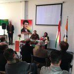 Civîna Serokê Partî Azadî Kurdistan li Hollanda