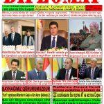 """Hejmara rojnama""""DÎPLOMAT"""" ya 441 derket û hat belavkirin, """"Diplomat"""" qəzetinin 441-ci sayı çıxdı və ..."""