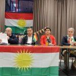 Li Belçîka Roja Alaya Kurdistanê Ji Alîyê FKKB û FNDK ve Bi Şayî Hat Pîrozkirin