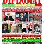 """Hejmara rojnama""""DÎPLOMAT"""" ya 453 derket û hat belavkirin, """"Diplomat"""" qəzetinin 453-cı sayı çıxdı və ..."""