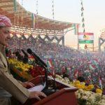 Peyama Serok Barzanî ya ji bo Newroz û serê sala nû ya kurdî