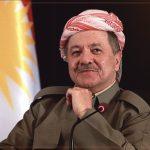Serok Barzanî: Gelê Kurdistanê dixwaze bi awayekî aştiyane çarenivîsa xwe diyar bike